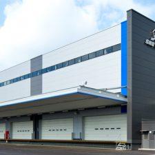 福山市昭和陸運株式会社ロジスティクスセンター